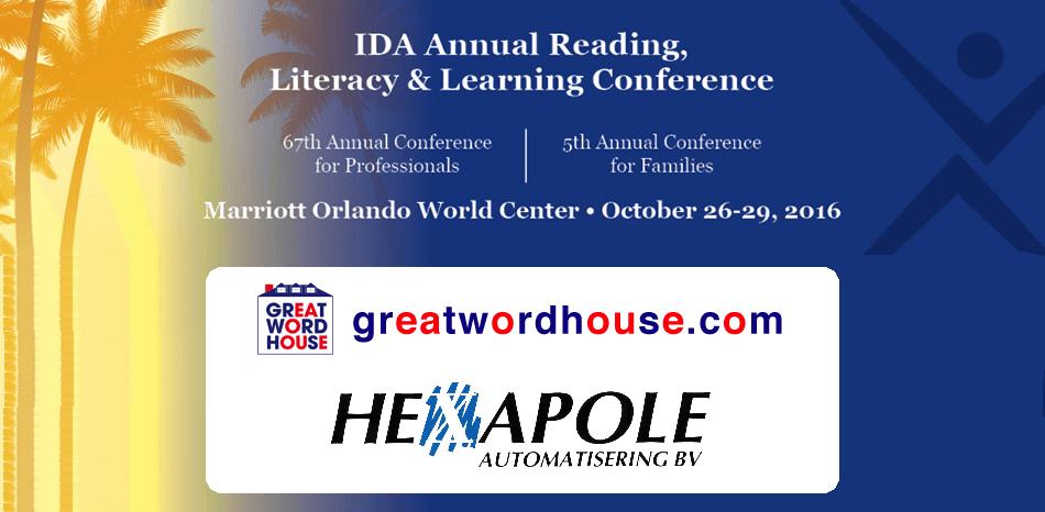 IDA in FL Conference 2016 GWH - Nieuws van hexapole