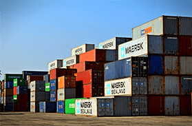 Container Beheer Systeem
