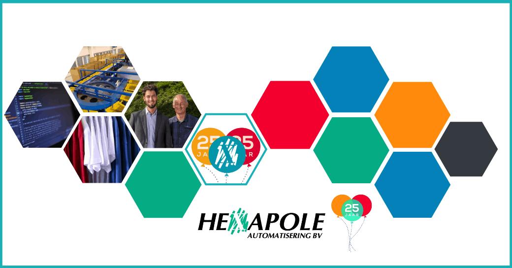25 jaar Hexapole artikel mei - Nieuws van hexapole