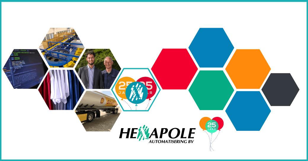 Hexapole 25 jaar juni - Nieuws van hexapole