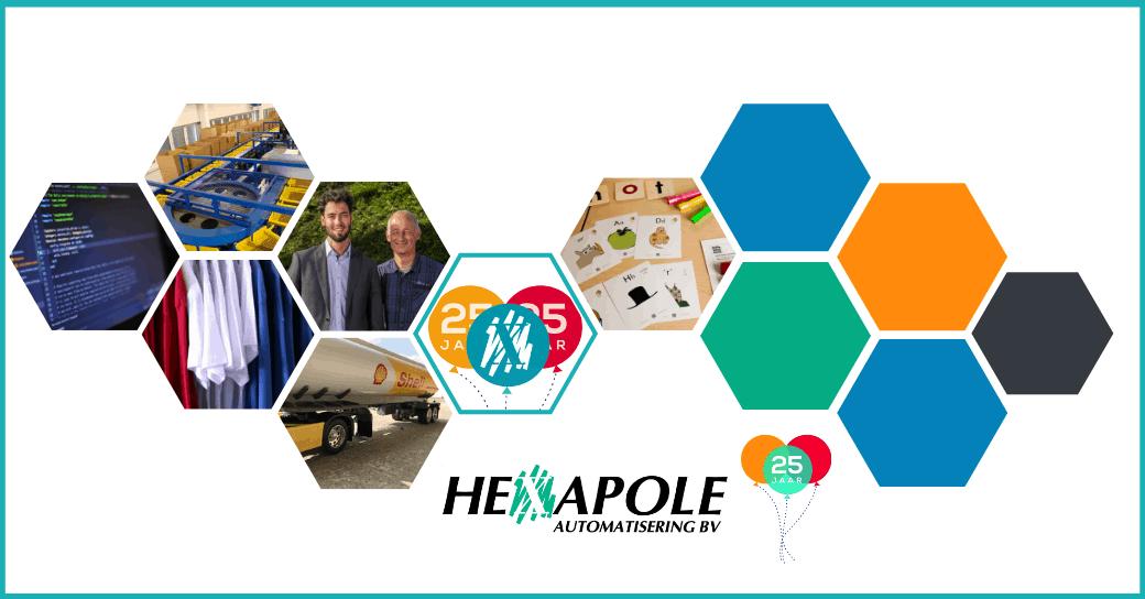 25 jaar hexapole augustus