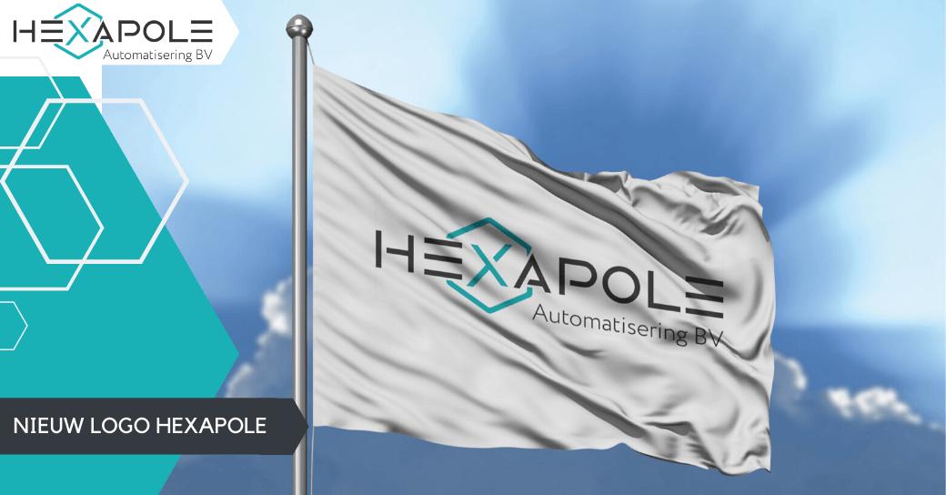 Hexapole nieuw logo - Nieuws van hexapole