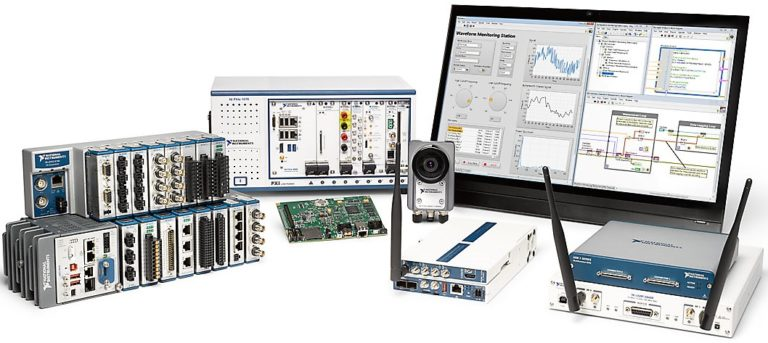 LabVIEW software voor hardware